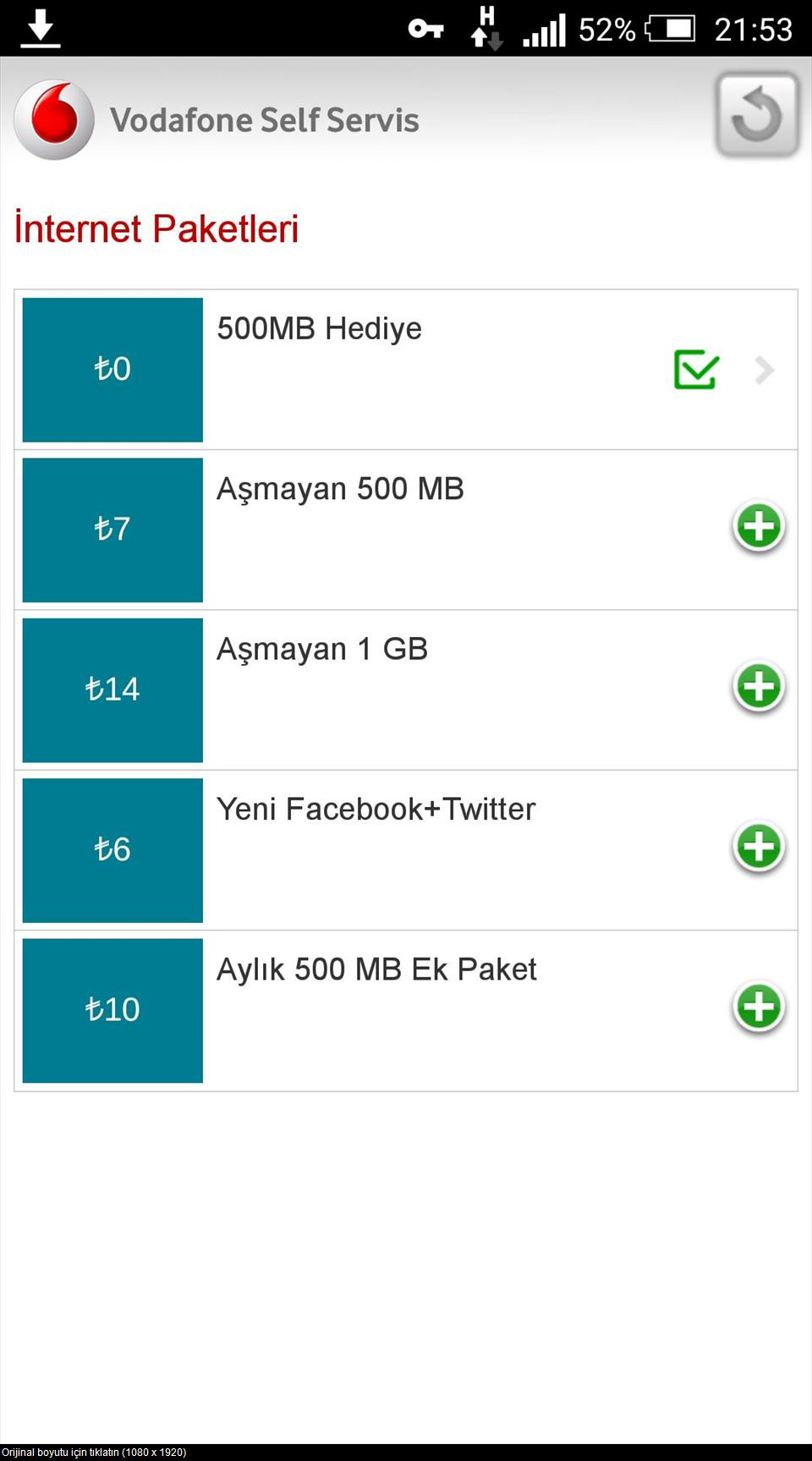 android-makale-vodafone-haftalık-500-mb-internet-yapma