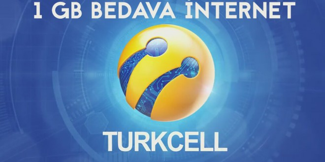 turkcell 1 gb bedava internet kampanyası ücretsiz android makale