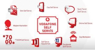 Vodafone Online İşlemler Rehberi Bölüm 1