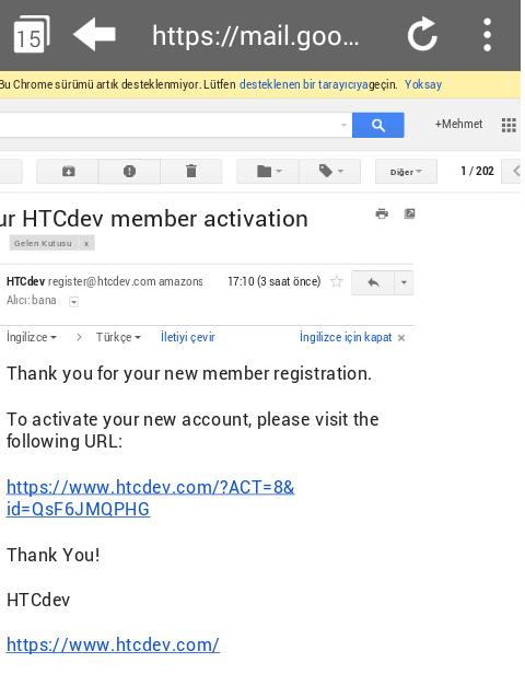 htc dev register bootloader unlock