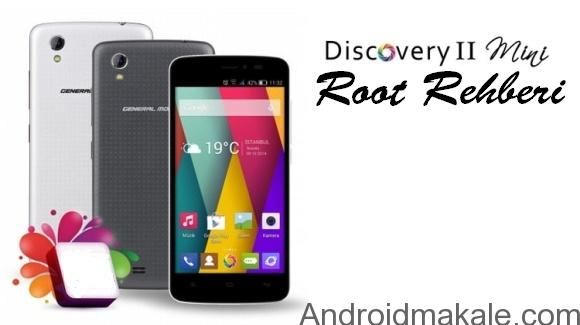 [Root] General Mobile Discovery 2 Mini Root Yapma Rehberi gmd 2 mini root yapma gmd 2 mini root gmd 2 mini general mobile discovery 2 mini root discovery 2 mini root yapma discoery 2 mini root rehberi