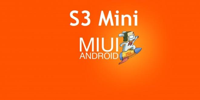 Samsung Galaxy S3 Mini (GT-I8190) Miui V5 Rom Yükleme samsung galaxy s3 mini miui v5 rom yükleme s3 mini stabil rom s3 mini romlar s3 mini rom indir s3 mini miui download s3 mini android rom gt i8190 miui yükleme işlemi gt i8190 miui rom gt i8190 miui 5 rom galaxy s3 mini miui v5 rom yükleme galaxy s3 mini miui rom download galaxy s3 mini miui