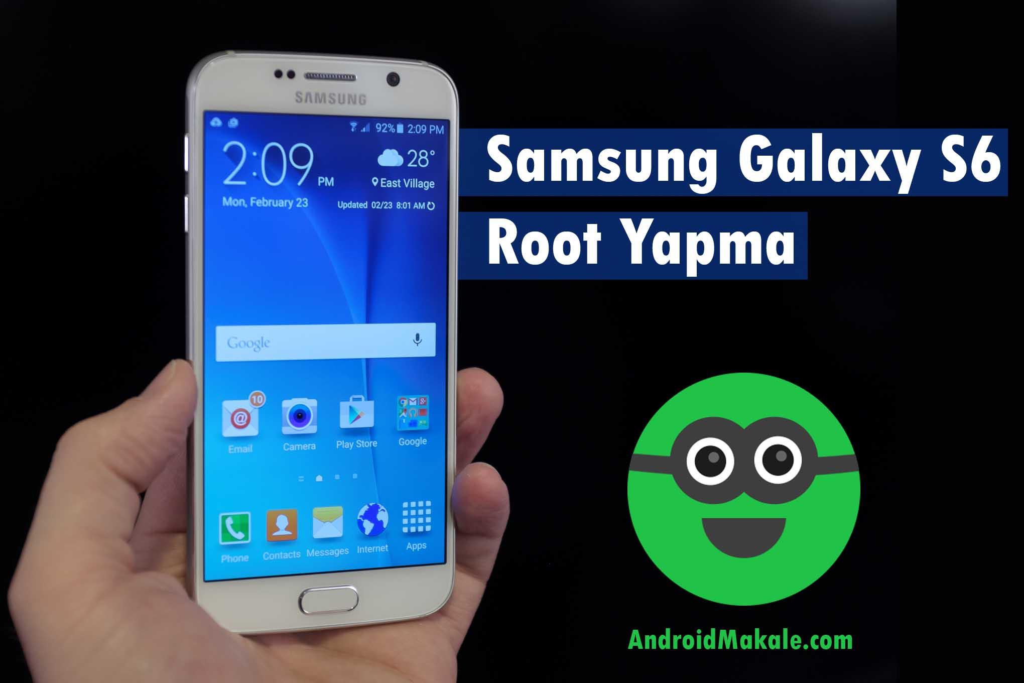 Samsung Galaxy S6 Root Yapma Rehberi Resimli samsung s6 root yapma resimli samsung root yapma samsung Galaxy S6 root yapma rehberi s6 root yapma etme Galaxy S6 root yapma galaxy root yapma androidmakale