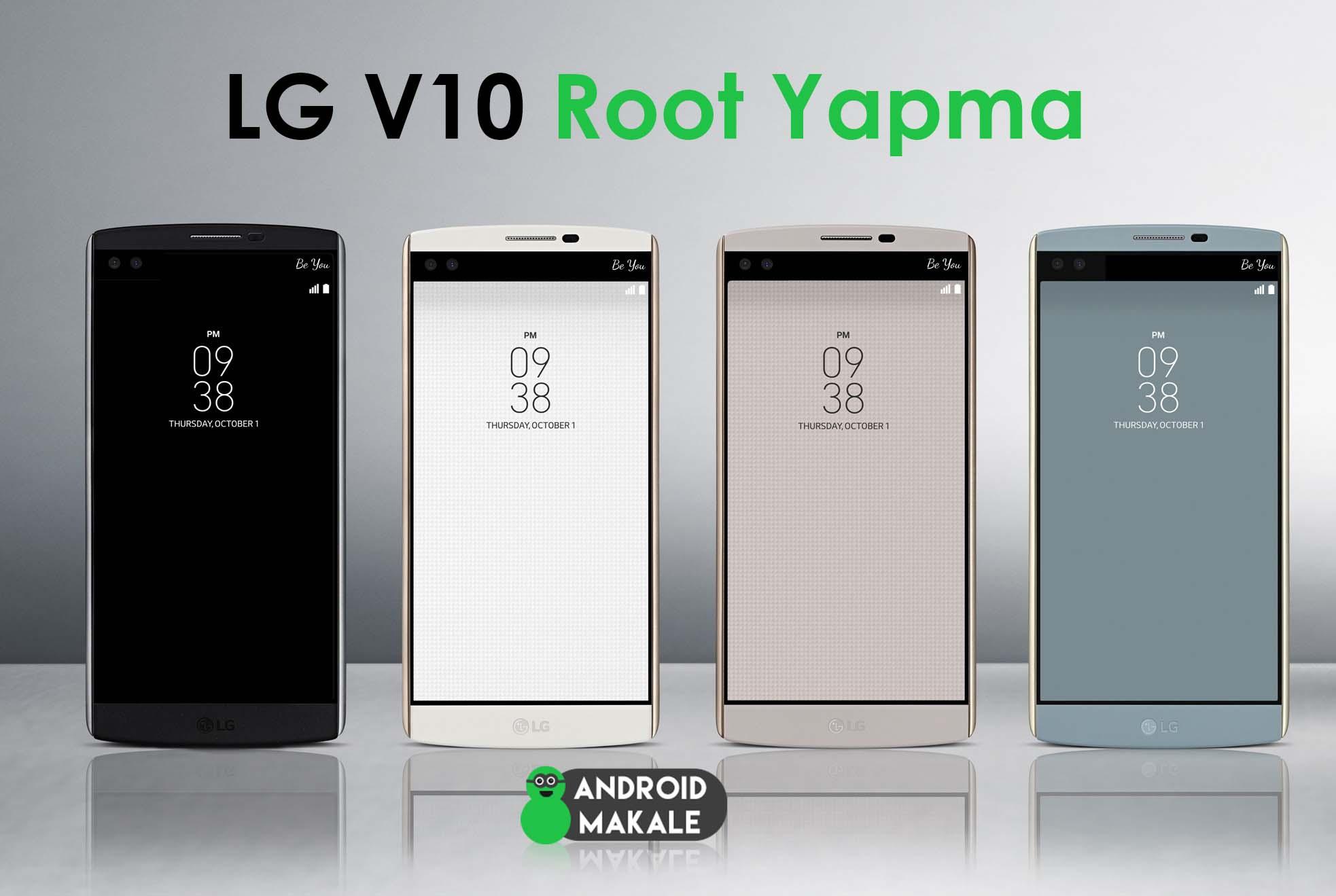 Photo of LG V10 SuperSU v2.56 ile Root Yapma İşlemi