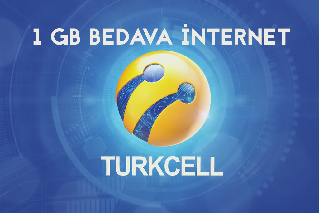 Photo of Turkcell 1 GB Bedava İnternet Yapma 2016