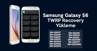 Samsung Galaxy S6 Odin ile TWRP Recovery Yükleme Samsung Galaxy S6 twrp Samsung Galaxy S6 root Samsung Galaxy S6 recovery yükleme Samsung Galaxy S6 galaxy s6 twrp recovery yükleme
