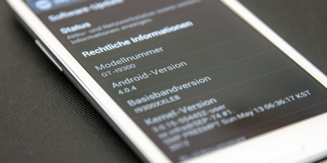 Samsung Galaxy S3 (GT-I9300) Android 4.3 Root Yapma Samsung Galaxy S3 root rehberi GT-I9300 Android 4.3 Root Yapma