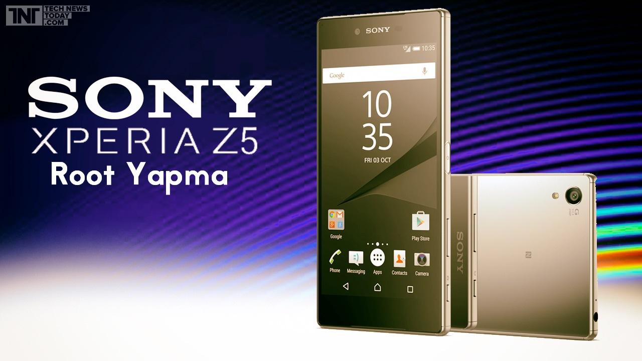 Photo of Sony Xperia Z5 Root Yapma Rehberi