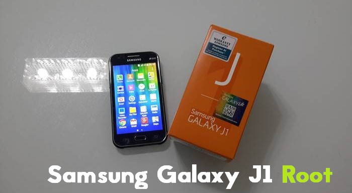 Photo of Samsung Galaxy J1(SM-J100H) Root Yapma