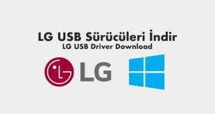 LG USB Sürücüleri İndir (LG USB Driver Download) Tüm Modeller usb sürücü usb driver lg usb sürücüler lg usb sürücü indir lg usb driver download lg usb driver lg pc suite