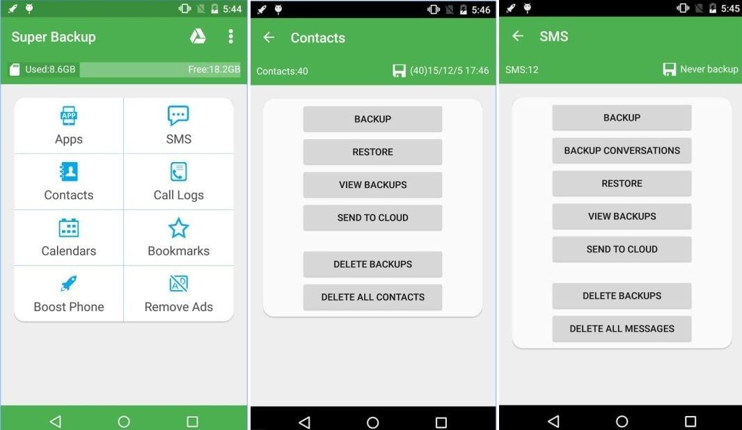 Android Uygulamalarını ve Verileri Root Olmadan Bilgisayara Yedekleme rootsuz telefon yedekleme android yedekleme android sms yedekleme android backup