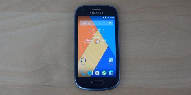 Samsung Galaxy S3 Mini Android 7.1.2 Nougat Yükleme yükleme nougat gt-i8190 galaxy s3 mini android 7