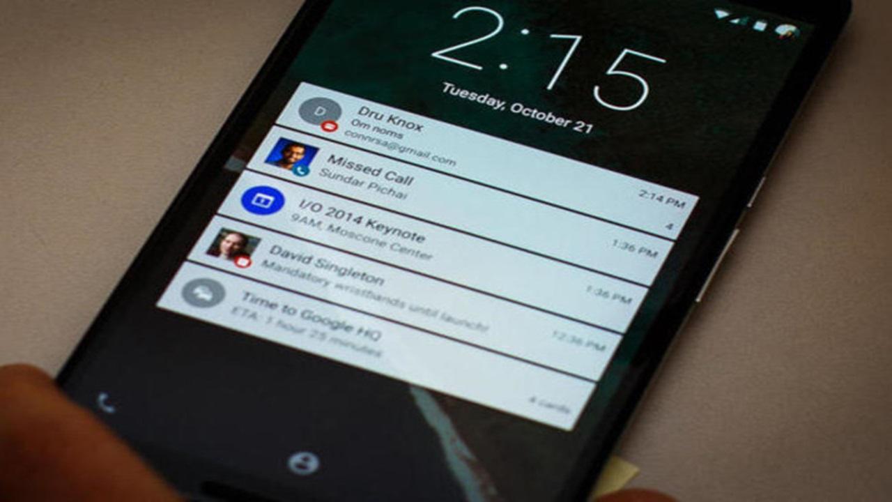 Android'de Hatırlatıcı Girmek ve Bildirimleri Gidermek Notif Log hatırlatıcı uygulamalar Boomerang Notifications android hatırlatıcı uygulamalar
