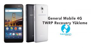 General Mobile 4G TWRP Recovery Yükleme (Seed) gm 4g twrp gm 4g custom recovery general mobile 4g twrp recovery yükleme