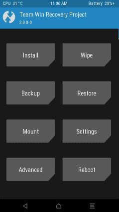 Samsung Galaxy Note 8 Root Yapma ve TWRP Recovery Yükleme twrp recovery yükleme samsung root yapma galaxy note 8