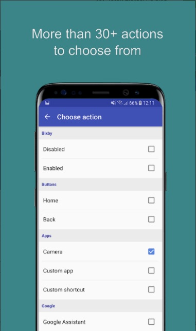 BxActions - Bixby Button Remapper BxActions download bixby off