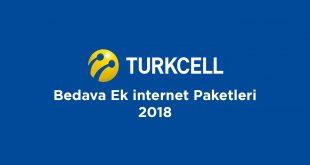 Turkcell Bedava Ek internet Paketleri (2018) turkcell hediye internet paketleri turkcell ek internet turkcell bedava internet