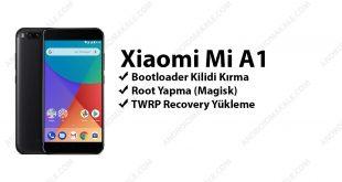 Xiaomi Mi A1 Root Yapma (Magisk) ve TWRP Recovery Yükleme xiaomi unlock mi a1 twrp yükleme mi a1 root yapma mi a1 bootloader kilidi kırma