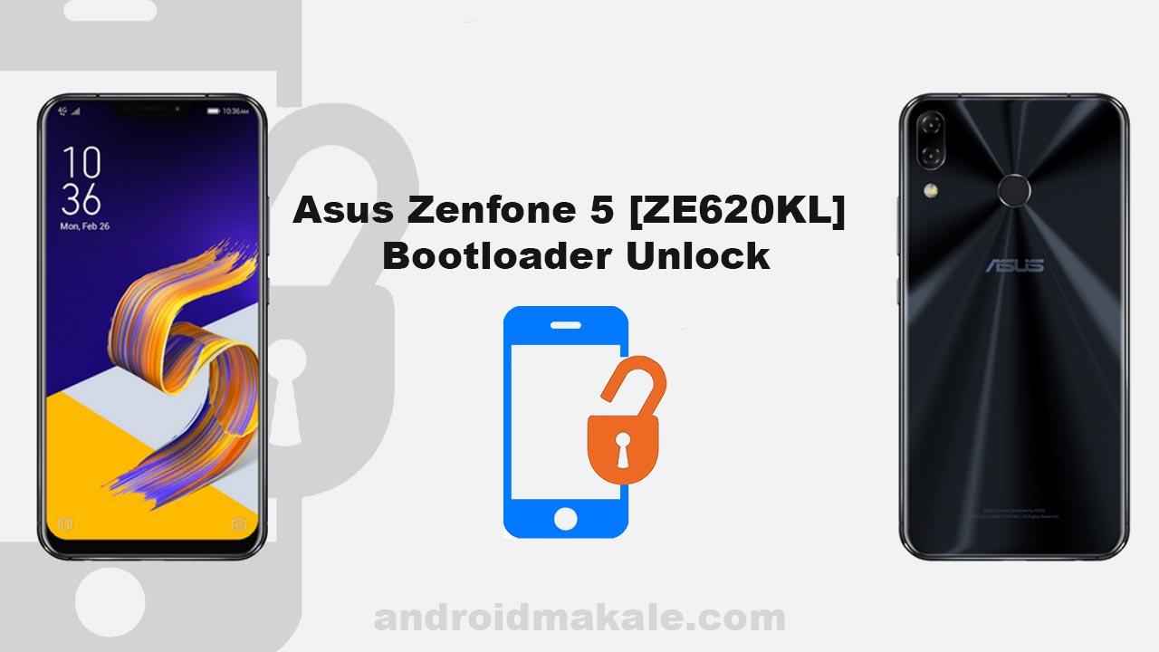 Asus Zenfone 5 [ZE620KL] Bootloader Unlock zenfone 5 ze620kl bootloader unlock bootloader kilidi kırma