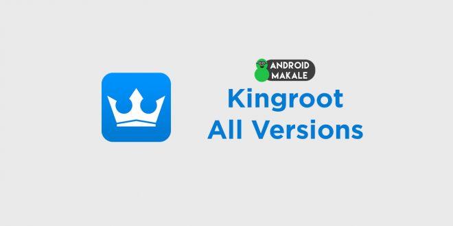 Kingroot Apk indir Tüm Versiyonlar kingroot apk latest download kingroot apk indir kingroot apk