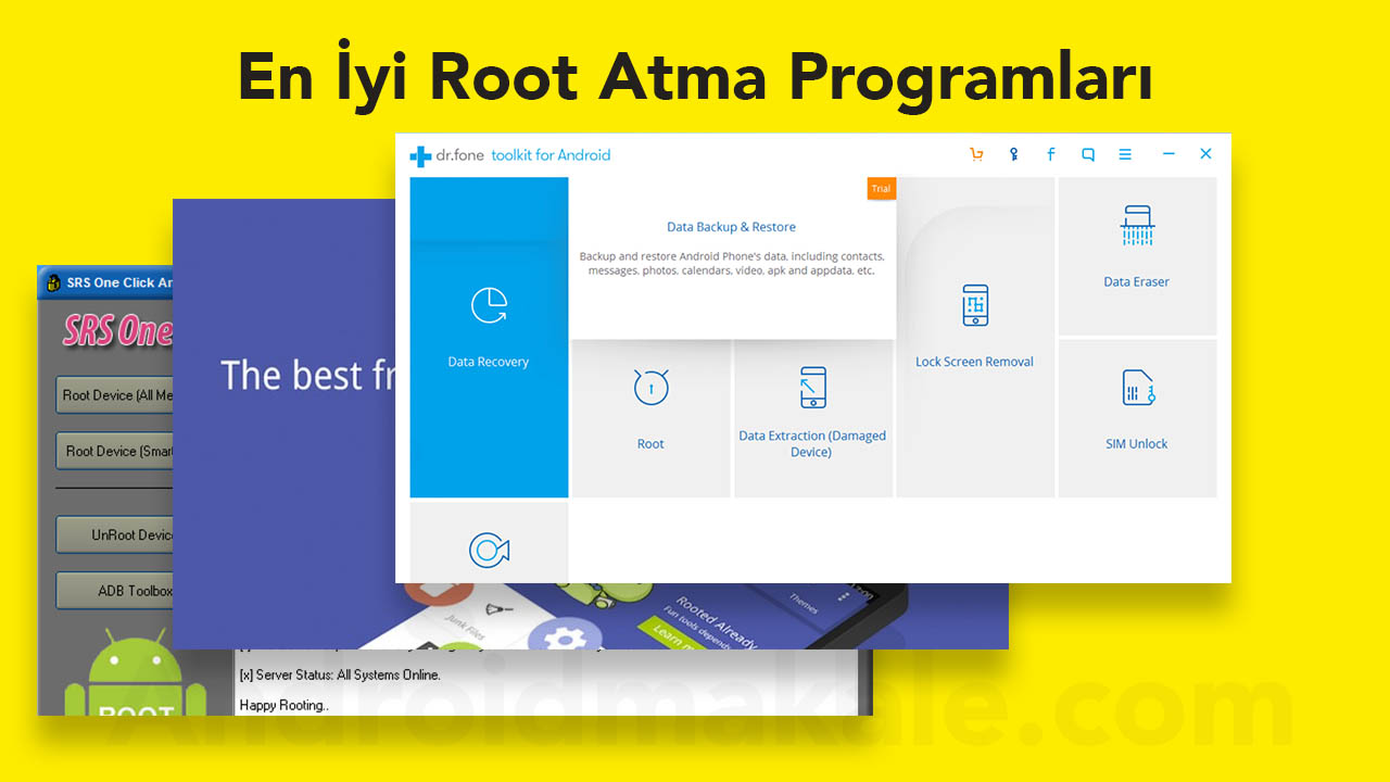 Photo of En İyi Root Atma Programları