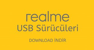 Realme USB Sürücüler usb sürücüler Realme oppo indir download
