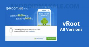 vRoot Uygulamasını İndirin (Tüm Sürümler)