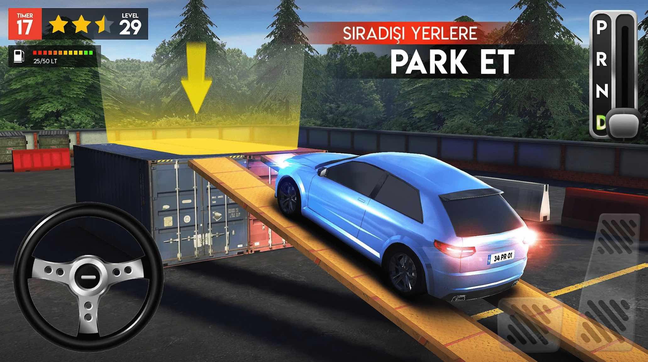 En İyi Android Park Etme Oyunları park etme oyunları en iyi park etme android park etme